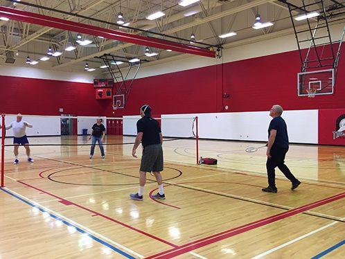 YouQuest Canada Badminton